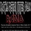 Kat's Metal Litter Box Rock & Metal Radio