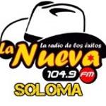 La Nueva 104.9 Fm Soloma