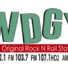 "WDGY ""The Original Rock and Roll Station"""