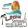 Rádio Litoral Sertanejo