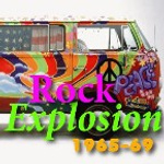 Calm Radio – Rock Explosion 1965 – 69