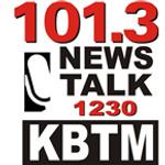 FM News Talk 1013 KBTM 1230
