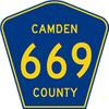 Camden County Airport's UNICOM