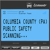 Columbia County Public Safety Scanner