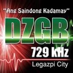 DZGB Legazpi 729 AM
