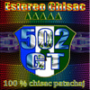 Estereo Chisac 502 gt