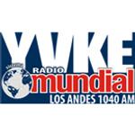 Mundial Los Andes 1040 AM