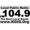 KGIG 104.9 FM