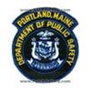 Portland Public Safety