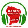 RADIO TOUR DE LISLE- GUYANE