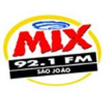 Rádio Mix FM (São João)