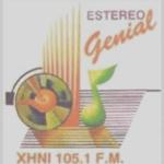 La Genial 105.1 fm (XHNI)Nogales Sonora.Mexico