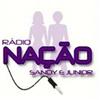Rádio Nação Sandy e Junior