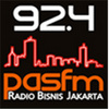 Pas FM Radio Bisnis Jakarta