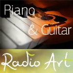 Radio Art - Piano & Guitar