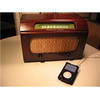 Old Valve Radio OTR